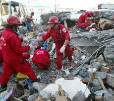 Cảnh báo nguy cơ động đất lớn ở Đài Loan