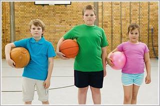 Phân lập nhận định về tỉ lệ rủi ro mới đối với trẻ em bị béo phì
