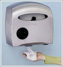 Hộp giấy vệ sinh tự động