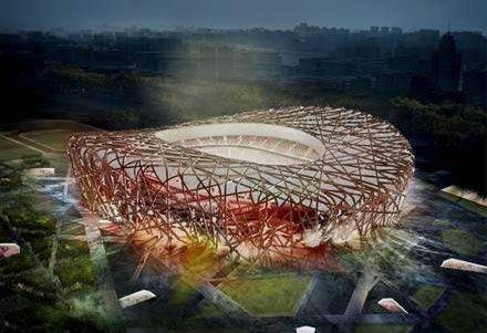 Olympic 2008: Bắn roket xua mây cho trời đẹp
