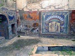 Nhà tắm - nơi hẹn hò của người La Mã