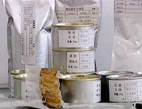 Trung Quốc: Sắp bán rộng rãi thực phẩm vũ trụ