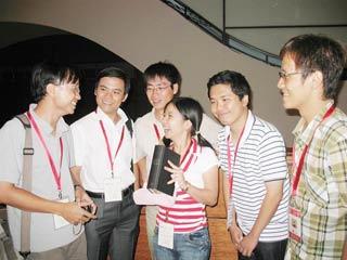 Gặp lại những tài năng Toán học Việt Nam một thời