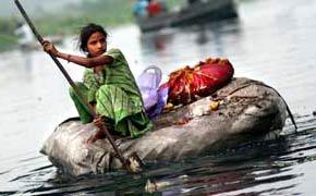 Những dòng sông chết ở Ấn Độ
