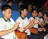 Việt Nam đoạt 3 huy chương vàng Olympic Toán