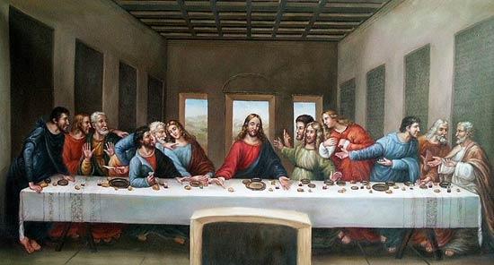 """Bí ẩn bức họa """"Bữa tiệc cuối cùng"""""""