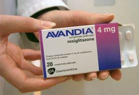Mỹ: Đề nghị thu hồi loại thuốc Avandia chữa bệnh tiểu đường