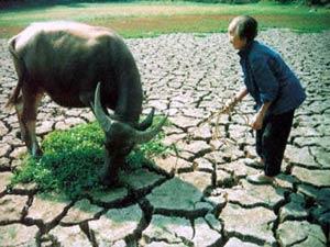 Trung Quốc: Hạn hán kéo dài, mưa lụt kỷ lục