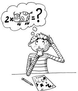 Phương pháp giúp trẻ học toán dễ dàng