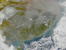 Ô nhiễm từ Ấn Độ Dương làm tăng hiện tượng khí hậu nóng dần