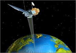 Công nghệ không gian giúp dự báo khí tượng và kiểm soát ô nhiễm