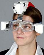 Máy quay ghi hình ảnh theo góc nhìn của mắt