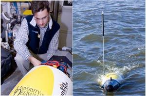 Robot thăm dò đáy biển