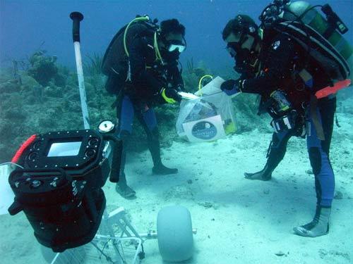 NASA thử nghiệm phòng thí nghiệm dưới biển