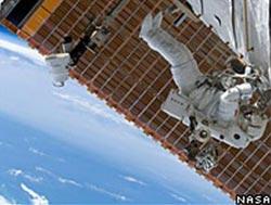 Tàu Endeavour về trái đất sớm hơn dự định