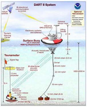 80 tỷ đồng cho dự án quan sát động đất và cảnh báo sóng thần