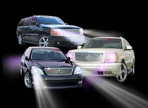Hệ thống đèn chiếu sáng hoàn toàn tự động cho ô tô