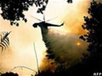 Hi Lạp: động đất bồi cháy rừng!