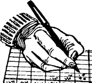 Chuyện lý thú về bút tích học
