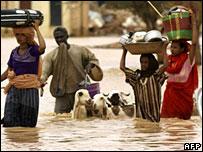 Khí hậu thay đổi gây thêm lũ lụt