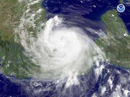 Mexico: Phát hiện 3 khẩu thần công nhờ... bão Dean