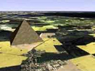 Người Đức xây kim tự tháp