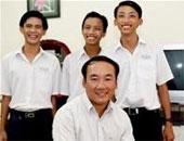 Học sinh Việt Nam lại mất giải ở cuộc thi quốc tế về nước