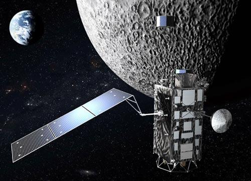 Nhật chuẩn bị phóng tàu thăm dò Mặt Trăng