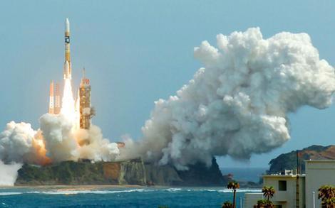 Nhật Bản phóng tàu thăm dò mặt trăng đầu tiên