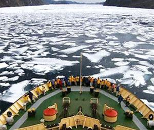 Năm 2040 sẽ không còn băng ở Bắc cực?