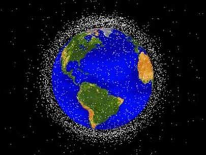 Rác vũ trụ sẽ làm hỏng điện thoại di động