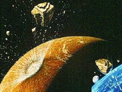 """Lập """"thành lũy"""" bảo vệ Trái đất trước thiên thạch"""