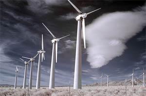 Triển vọng năng lượng bằng sức gió