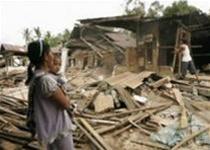 Sumatra lại xảy ra động đất mạnh