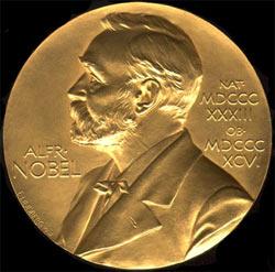 Ngày 08/10: Công bố giải thưởng Nobel 2007
