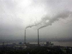 Không khí ô nhiễm làm máu vón cục