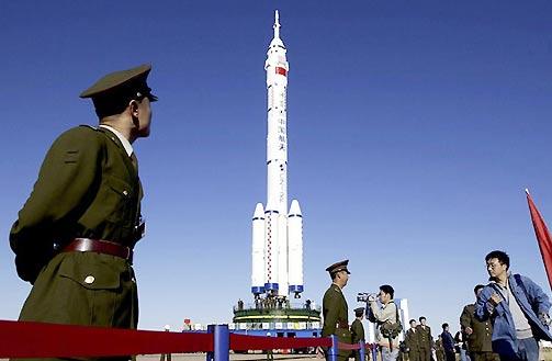 Trung Quốc xây sân bay vũ trụ thứ tư