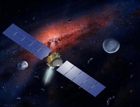 NASA chuẩn bị phóng tàu thăm dò Dawn
