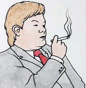 Thuốc lá khiến đàn ông bất lực