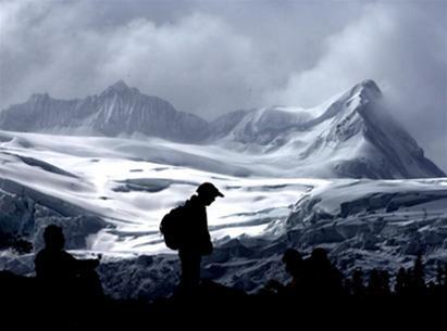 """Phát hiện 42 sông băng mới trên """"nóc nhà thế giới"""""""