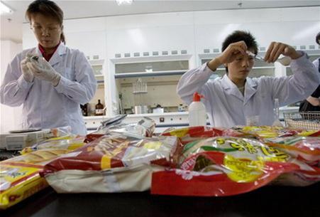 Trung Quốc tổng thanh tra vệ sinh thực phẩm