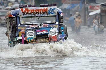 Bão Lekima tràn vào Philippines, 10 người thiệt mạng