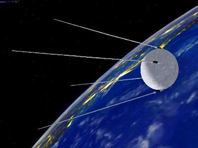 Vệ tinh nhân tạo Sputnik: Kỷ nguyên không gian mới