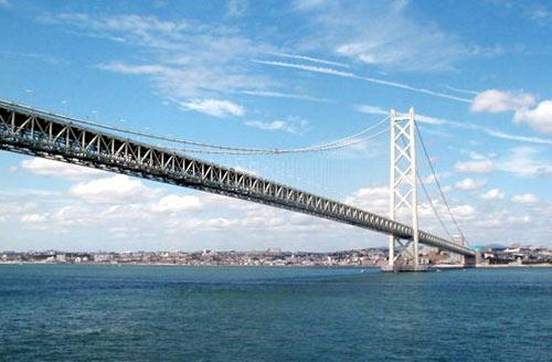 Indonesia sắp xây cầu treo dài nhất thế giới