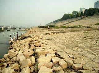 Trung Quốc, những dòng sông khát