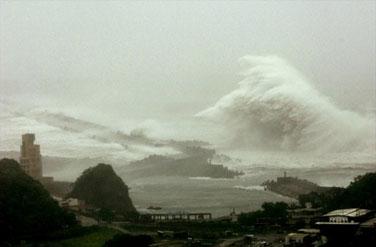 Trung Quốc hối hả chống bão Krosa