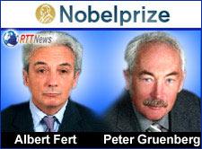 Nobel Vật lý dành phát minh cho công nghệ đọc đĩa