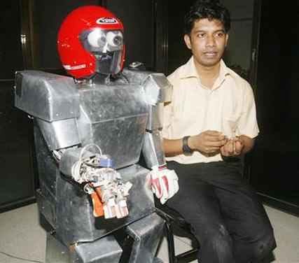 Robot người dưới giá 1.000 đô-la