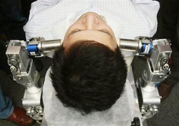 Robot massage