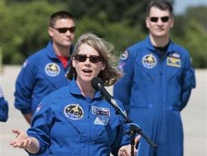 Dấu ấn nữ giới trong lịch sử những chuyến bay vũ trụ